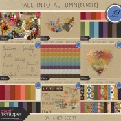 Fall Into Autumn- Bundle
