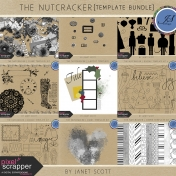 The Nutcracker- Template Bundle