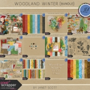 Woodland Winter Bundle