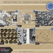 Reflections of Strength- Template Bundle
