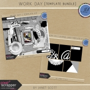 Work Day- Template Bundle