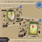 A Bug's World- Template Bundle