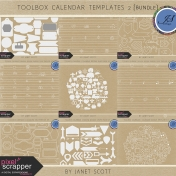 Toolbox Calendar 2- Template Bundle
