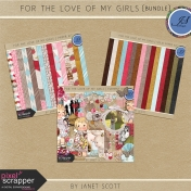 For the Love of My Girls- Bundle