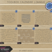 Toolbox Calendar 3- Bundle