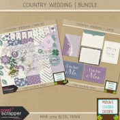 Country Wedding Blog Train Bundle