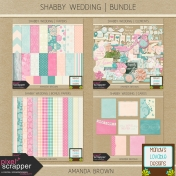 Shabby Wedding- Bundle