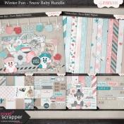 Winter Fun- Snow Baby Bundle