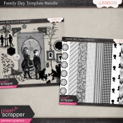 Family Day Template Bundle