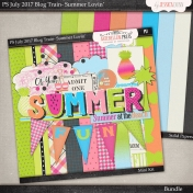 Summer Lovin' July 2017 Blog Train Bundle