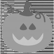 Pumpkin Layered Template No.1