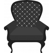 Gothic Templates - Gothic Chair