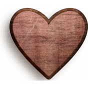 PS Blog Train February 2021- Wood Heart