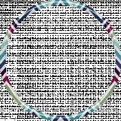 Annabel Acrylic Circle Frame