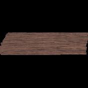 ::Thiri:: Wood Veneer Patterned Washi Tape