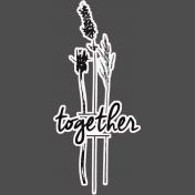 "::Thiri:: ""Together"" Wordart"