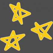 ::Oh the Places You'll Go:: Star Sticker