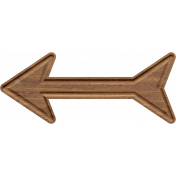 ::Minerva Kit:: Wooden Arrow