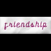 ::Rebecca Kit:: Friendship Tag