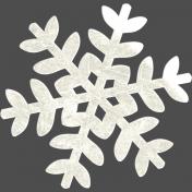 ::Retro Holly Jolly Kit:: Snowflake 01