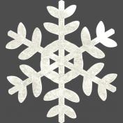 ::Retro Holly Jolly Kit:: Snowflake 02