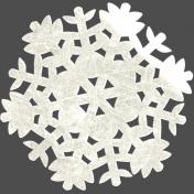 ::Retro Holly Jolly Kit:: Snowflake 03