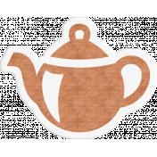 ::Joy Kit:: Copper Kettle Sticker