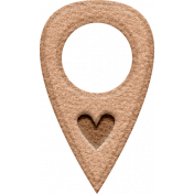::Seth Kit:: Locator Arrow with Heart