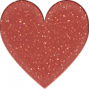 ::Fall in Love Kit:: Glitter Heart