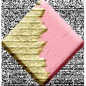 Sadie Camille Kit: Chipboard Diamond 02