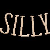 Sadie Camille Kit: Silly Wordart