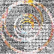 Bianca Romy Kit: Painted Circles 03