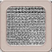 August 2020 Blog Train Kit: Rimmed Chipboard Frame