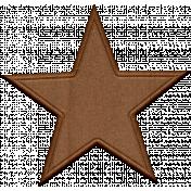 Rebecca Kit: Wooden Star
