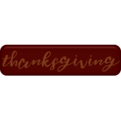 Harvest Time: WA Thanksgiving