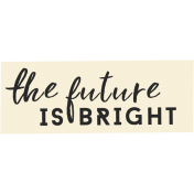 Delilah Elements Kit: WA The Future is Bright