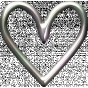 Delilah Elements Kit: Heart 03