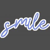 Serenella: Elements: WA Smile