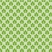 Leaf Pattern Paper- Dark