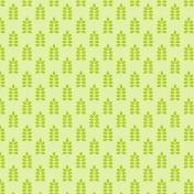 Leaf Pattern Paper- Light