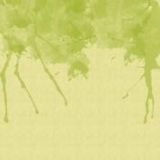 Color Splash Paper-Leaf Green
