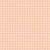 Designer Challenge Grateful Collab: Checked Orange Paper