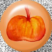 Grateful Pumpkin Flair