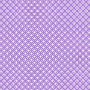Purple and Green Patterned Paper 03