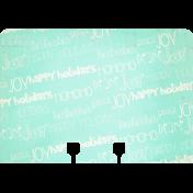 December Daily Add-On Elements: Faith Dex Card 04