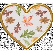 Fall in Love Mii Kit Heart Brad