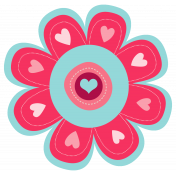 Love Story Flower 2