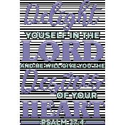 Lilac Aqua Element 01 Bible Verse