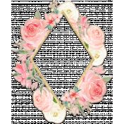Floral Fame Chipboard: Names of God Add-On