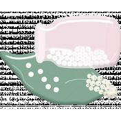 Leaf and Medicine Jar